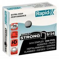 Punti Rapid 9/24 Super Strong per Cucitrici - Scatolo 1000 punti - 24871800