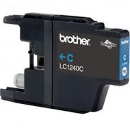 Cartuccia Ciano Compatibile con BROTHER LC1240 - Brother CART-BROLC1240-C