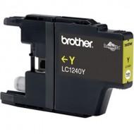 Cartuccia Giallo/Yellow Compatibile con BROTHER LC1240 - Brother CART-BROLC1240-Y