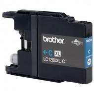 Cartuccia XL Ciano Compatibile con BROTHER LC1280XL - Brother CART-BROLC1280-C