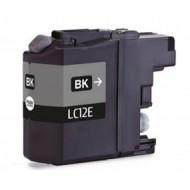 Cartuccia Nero Compatibile con BROTHER LC12E - Brother CART-BROLC12E-BK