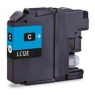 Cartuccia Ciano Compatibile con BROTHER LC12E - Brother CART-BROLC12E-C