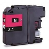 Cartuccia Magenta Compatibile con BROTHER LC12E - Brother CART-BROLC12E-M