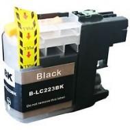 Cartuccia Nero Compatibile con BROTHER LC223 - Brother CART-NCBROLC223-BK