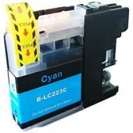 Cartuccia Ciano Compatibile con BROTHER LC223 - Brother CART-NCBROLC223-C