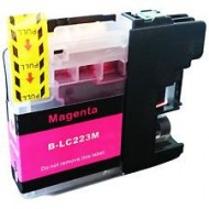 Cartuccia Magenta Compatibile con BROTHER LC223 - Brother CART-NCBROLC223-M