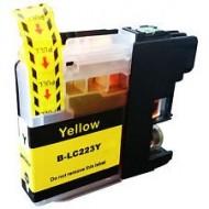 Cartuccia Giallo/Yellow Compatibile con BROTHER LC223 - Brother CART-NCBROLC223-Y