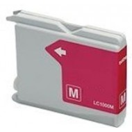 Cartuccia Magenta Compatibile con BROTHER LC970 LC1000 - Brother CART-BROLC1000-M