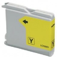 Cartuccia Giallo/Yellow Compatibile con BROTHER LC970 LC1000 - Brother CART-BROLC1000-Y