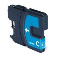 BROTHER LC980 LC1100 inkjet cartridge ciano compatibile