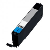 CANON CLI-571XL CY inkjet cartridge ciano compatibile