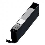 CANON CLI-571XLGR inkjet cartridge grigio compatibile