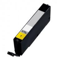 CANON CLI-571XL YL inkjet cartridge giallo compatibile