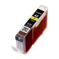 Cartuccia Giallo/Yellow Compatibile con CANON CLI 42 - Canon CART-CAN42Y
