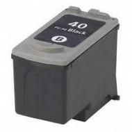 Cartuccia Nero Compatibile con CANON PG40 - CART-CANPG40-BK