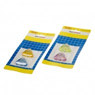 Magneti acrilici extra forti blister 2 pezzi assortiti - Wiler MT2