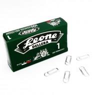 Fermagli Zincati N° 1 20mm - Leone FZ1