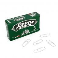 Fermagli Zincati N° 3 28mm - Leone FZ3