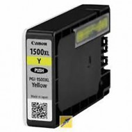 Cartuccia Yellow / Giallo Compatibile con CANON PGI 1500 - CART-CAN1500-Y