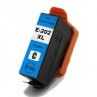 Cartuccia ciano Compatibile con Epson T202XL