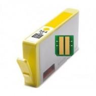 Cartuccia Giallo / Yellow Compatibile con HP 364 XL CB325EE