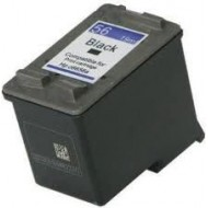 Cartuccia Nero Compatibile con HP 56 C6656AE
