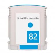Cartuccia Ciano Compatibile con HP 82 XL C4911A