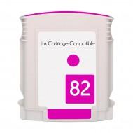 Cartuccia Magenta Compatibile con HP 82 XL C4912A
