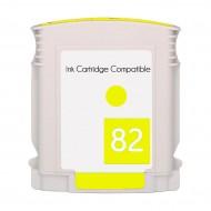 Cartuccia Giallo/Yellow Compatibile con HP 82 XL C4913A