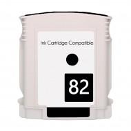 Cartuccia Nero Compatibile con HP 82 XL CH565A