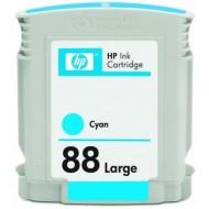 Cartuccia Ciano Compatibile con HP 88 C9391A