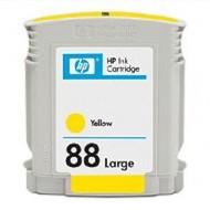 Cartuccia Giallo / Yellow Compatibile con HP 88 C9393A