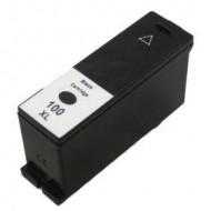 Cartuccia Nero Compatibile con LEXMARK N. 100XL BK Doppia Capacità