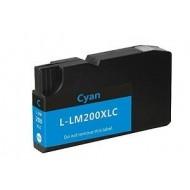 Cartuccia Ciano Compatibile con LEXMARK N. 200XL C