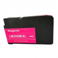 Cartuccia Magenta Compatibile con LEXMARK N. 200XL M