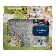 Timbri Educativi Set Clear Stamp - Wiler CS1KIT