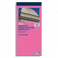 Ricevute fiscali - fatture per attività specifiche Servizi Auto - Gruppo Buffetti DU16191A000
