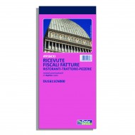 Ricevute fiscali - fatture per attività specifiche Ristoranti / Trattorie / Pizzerie - Gruppo Buffetti DU1611CN000