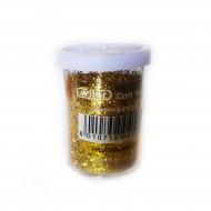 Glitter polvere Oro barattolo da 14g porporina  - Wiler GFORO