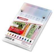 Marcatori per tessuto 4600 textile pen - Edding 4460010 / 56811