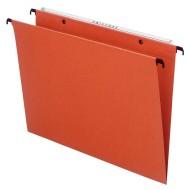 Cartella sospesa verticale Orgarex Kori Arancione confezione 50 pezzi - Esselte 10402