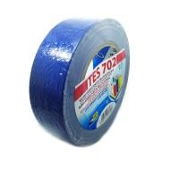 Nastro Adesivo Telato TES 702 / 777 Blu 38mm x 25m - Syrom SY703825-B