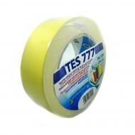 Nastro Adesivo Telato TES 702 / 777 Giallo 38mm x 25m - Syrom SY702538-G