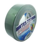 Nastro Adesivo Telato TES 702 / 777 Verde 38mm x 25m - Syrom SY702538-V