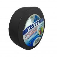Nastro Adesivo Telato TES 702 / 777 Nero 38mm x 25m - Syrom SY703825-N