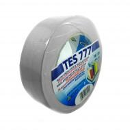 Nastro Adesivo Telato TES 702 / 777 Grigio 38mm x 25m - Syrom SY703825-G