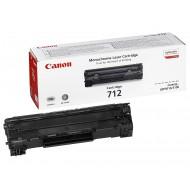 Toner Canon 712 Originale Nero da 1.500 Pagine - Canon 712