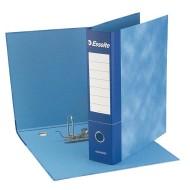 Registratore raccoglitore ad anelli ESSENTIAL G75 Blu Dorso 8cm - Esselte 390775050