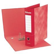 Registratore raccoglitore ad anelli ESSENTIAL G75 Rosso Dorso 8cm - Esselte 390775160