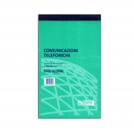 Comunicazioni Telefoniche moduli autoricalcanti in duplice copia - Gruppo Buffetti DU1622C0000